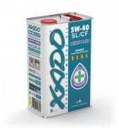Моторное масло Xado (Хадо) Atomic Oil 5w-40 SL/CF