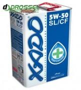 Моторное масло Xado (Хадо) Atomic Oil 5w-50 SL/CF