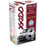 Моторное масло Xado (Хадо) Atomic Oil Silver 10w-40 SG/CF-4
