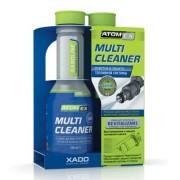 Очиститель топливной системы бензиновых двигателей Xado (Хадо) Revitalizant AtomEx Multi Cleaner (Gasoline) 250мл XA 40013