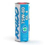 Xado (Хадо) Полусинтетическое трансмиссионное масло для МКПП Xado (Хадо) Atomic Oil 75w-80 GL4