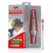 Ревитализант Xado (Хадо) Revitalizant EX120 для бензиновых двигателей (шприц 8мл) XA 10035