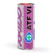 Синтетическая трансмиссионная жидкость для АКПП Xado (Хадо) Atomic Oil ATF VI