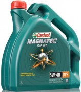 Моторное масло Castrol Magnatec Diesel 5W-40 DPF