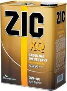 Моторное масло ZIC XQ 0w40