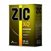 Моторное масло ZIC XQ 5w40