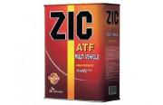 Полусинтетическая жидкость для АКПП Zic ATF Multi Vehicle