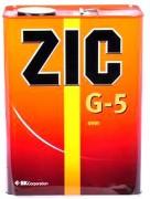 Полусинтетическое трансмиссионное масло Zic GEAR G-5 85W140 GL5