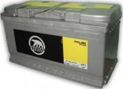 Аккумуляторная батарея Baren 600103085 Polarplus 100 А/Ч (Правый+)