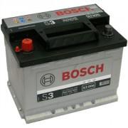 Аккумулятор Bosch Аккумуляторная батарея Bosch BO 0092S30060 56А/Ч (Левый +)