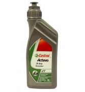 Моторное масло для скутеров Castrol Act>Evo X-tra Scooter 2T (1л)