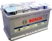 Аккумулятор Bosch Аккумуляторная батарея Bosch BO 0092S60110 80А/Ч (Правый+)