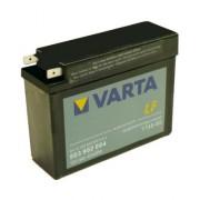 Аккумуляторная батарея Varta 503902004 (YT4B-4 YT4B-BS) 3 А/Ч (Левый +/-)