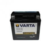 Аккумуляторная батарея Varta 505901009 (YTZ6S-4 YTZ6S-BS) 5 А/Ч (Правый +)