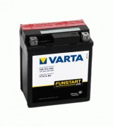 Аккумуляторная батарея Varta 506014005 (YTX7L-4 YTX7L-BS) 6 А/Ч (Правый +)