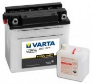 Аккумуляторная батарея Varta 508013008 (YB7-A) 8 А/Ч (Левый +)