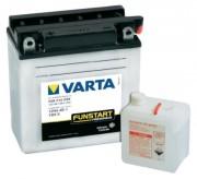 Аккумуляторная батарея Varta 509014008 (12N9-4B-1 YB9-B) 9 А/Ч (Левый +)