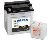Аккумуляторная батарея Varta 511012009 (12N10-3A / 12N10-3A-1) 11 А/Ч (Правый +)