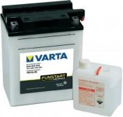 Аккумуляторная батарея Varta 514013014 (YB14L-B2) 14 А/Ч (Правый +)