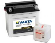 Аккумуляторная батарея Varta 516015016 (YB16B-A YB16B-A1) 16 А/Ч (Левый +)