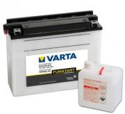 Аккумуляторная батарея Varta 516016012 (YB16AL-A2) 16 А/Ч (Правый +)