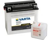 Аккумуляторная батарея Varta 518015018 (YB18L-A) 18 А/Ч (Правый +)