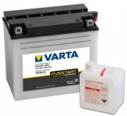 Аккумуляторная батарея Varta 519011019 (YB16L-B) 19 А/Ч (Правый +)