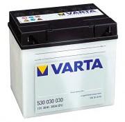 Аккумуляторная батарея Varta 530030030 (53030) 30 А/Ч (Правый +)