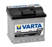 Аккумуляторная батарея VARTA B19 BLACK dynamic 545412040 45 А/Ч (Правый+)