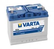 Аккумуляторная батарея VARTA E24 BLUE dynamic 570413063 70 А/Ч (Левый+)