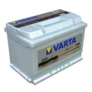 Аккумулятор Varta Аккумуляторная батарея VARTA E44 SILVER dynamic 577400078 77 А/Ч (Правый+)
