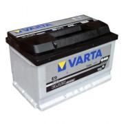 Аккумуляторная батарея VARTA E9 BLACK dynamic 570144064 70 А/Ч (Правый+)