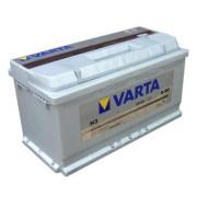 Аккумулятор Varta Аккумуляторная батарея VARTA H3 SILVER dynamic 600402083 100 А/Ч (Правый+)