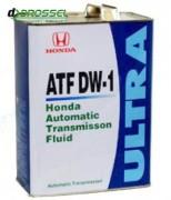 Оригинальная жидкость для АКПП Honda Ultra ATF DW-1 08266-99964 (Japan)