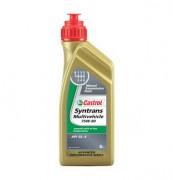 Синтетическое трансмиссионное масло Castrol Syntrans Multivehicle 75W-90 GL-3/GL-4