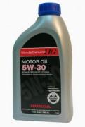 Синтетическое оригинальное моторное масло Honda Genuie 5w30 08798-9014