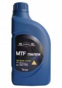 Оригинальное трансмиссионное масло Hyundai / KIA MTF 75w/85w GL-4 04300-00110 (Korea)