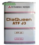 Оригинальная жидкость для АКПП Mitsubishi DiaQueen ATF J3 4031610 (Japan)