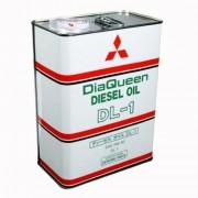 Оригинальное моторное масло Mitsubishi DiaQueen Diesel 5w-30 DL-1 8967610 (Japan)