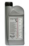 Nissan Оригинальная жидкость Nissan AT-Matic D Fluid KE908-99931 (Europe)