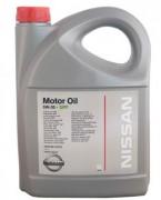 Оригинальное моторное масло Nissan Motor Oil 5w-30 DPF KE900-90043 (KE900-90033)