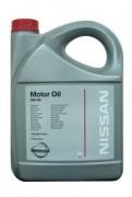 Оригинальное моторное масло Nissan Motor Oil 5w40 KE900-90042 (KE900-90032)