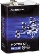Оригинальное моторное масло Subaru Motor Oil SM GF 4 5w30 (Japan)