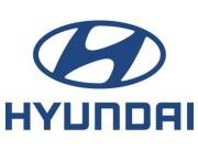 Накладка (молдинг) заднего бампера под хром (левая) Hyundai Sonata (NF) 86683-3K710 (оригинальная)