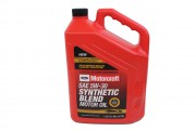 Оригинальное моторное масло Ford Motorcraft Synthetic Blend Motor Oil 5w30 XO5W305QSP (XO5W30QSP)
