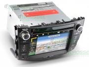 Штатная магнитола EasyGo S304 для Toyota RAV4 (2008 - 2011)