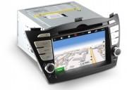 Штатная магнитола EasyGo S127 для Hyundai ix35