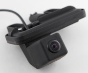 Falcon Камера заднего вида Falcon TG09HCCD-R-170 для Mercedes-Benz GLK300, ML, C / E / S class (в ручку багажника)