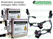Ксенон Infolight HB3 35W (9005) (3000K, 4300K, 5000K, 6000K, 8000K) Xenon