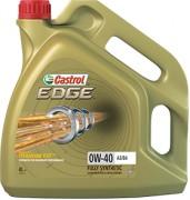 Моторное масло Castrol EDGE 0w40 A3/B4 Titanium FST